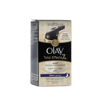 Olay Total Effects 7 In 1 Night Firming Moisturizer 50ml
