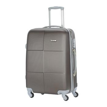 Voyager Trolley Bag 20cm - Coffee