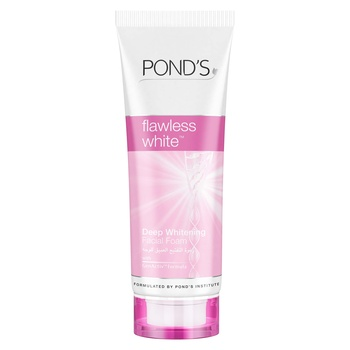 Ponds Flawless White Foam 100g