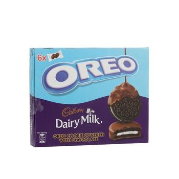 Oreo Enrobed Biscuit 204g
