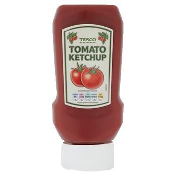 Tesco Tomato Ketchup 460g