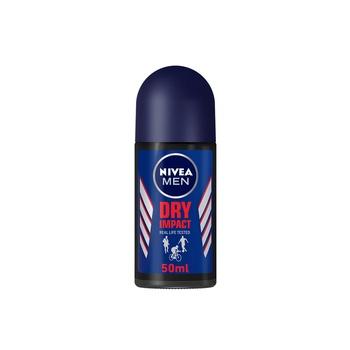 Nivea Men Dry Impact Anti-perspirant Roll On 50ml