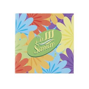 Samar Boutique Facial Tissue 100 Sheets X 2 Ply