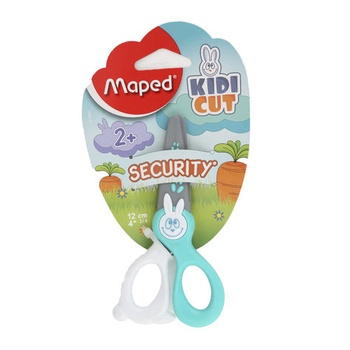Maped Kidicut Safety Scissor 4.7 inch