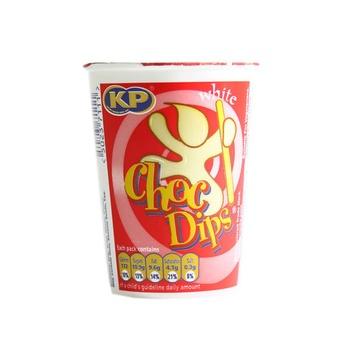 KP Chocolates Dips White 32g