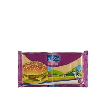 Al Rawabi Burger Slices 400Gm