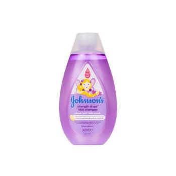 Johnson's Strength Drops Kids Shampoo 300ml