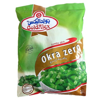 Cold Alex Okra Zero 400g