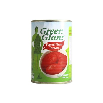 Green Giant Peeled Plum Tomato 400g