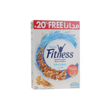 Fitness Breakfast Cereal 20% Extra Free