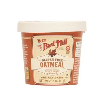 Bobs Red Mill Oatmeal Cup Maple Brown Sugar