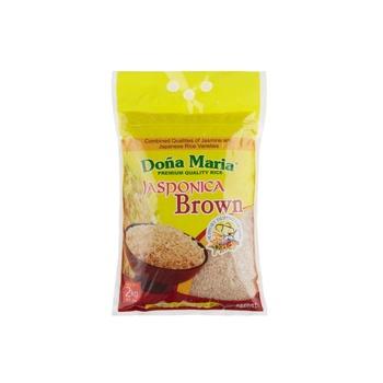 Dona Maria Jasponica Brown Rice 2kg