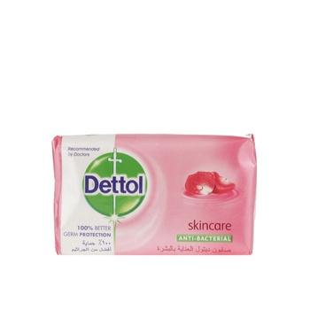 Dettol Soap Skin Care 165g