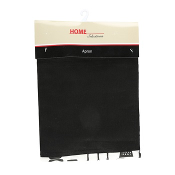 Home Selection Kitchen Towel-Black & White