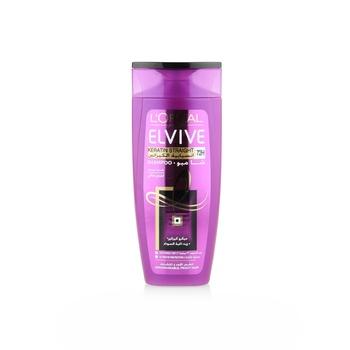 Loreal Elvive Keratin Straight Sleek Shampoo 200 ml