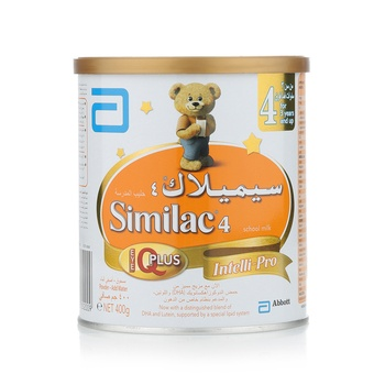 Similac Gain Kid -(4) 400g