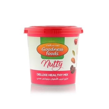 Goodness Foods Nutty Deluxe Healthy Mix Jar 150g