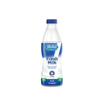 Marmum Full Cream Milk 1 Ltr