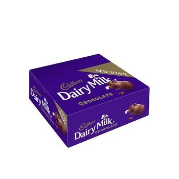Cadbury Dairy Milk 12x37g