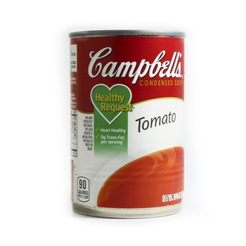 Campbells Condensed Soup Tomato 305g