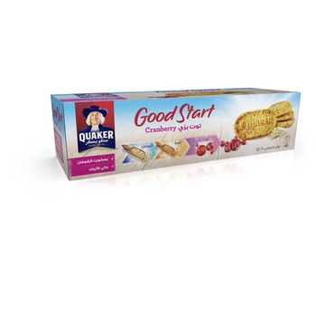 Quaker Good Start Cranberry 210g