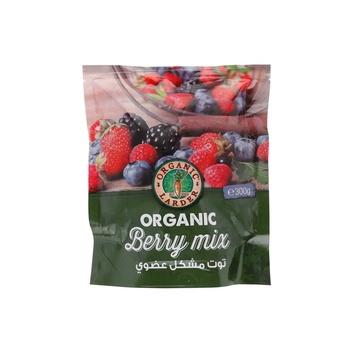 Organic Larder Organic Frozen Berry Mix 300g