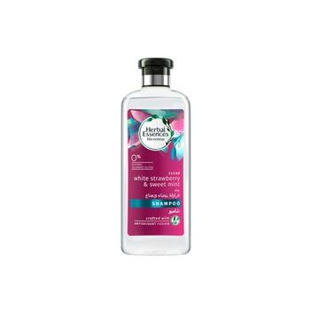 Herbal Essences Bio:Renew Clean White Strawberry & Sweet Mint Shampoo 400ml