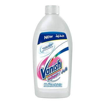 Vanish Fabric Stain Remover For White 500ml