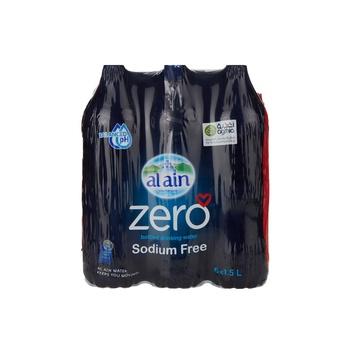 Al Ain Zero Sodium 6 x 1.5ltr