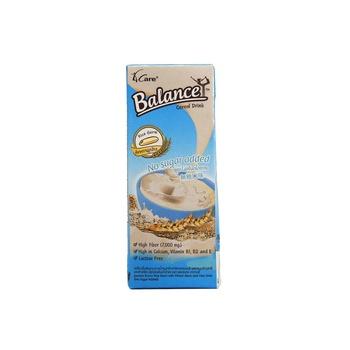 4 Care Balance Cereal Drink No Sugar 180 ml