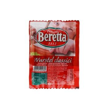 Beretta 4 Wurstel Classic  100g