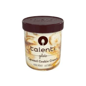 Talenti Gelato Caramel Cookie Crunch 473 ml