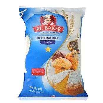 Al Baker Plain Flour  10Kg