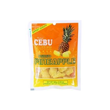 Cebu Dried Pineapple 100g