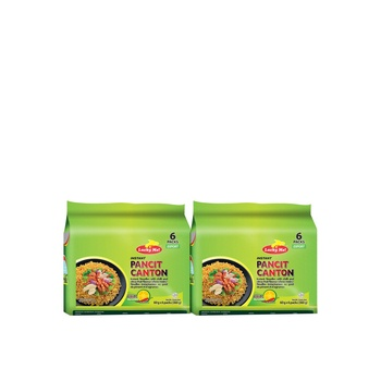 Lucky Me Pancit Canton Chilimansi 2X6X60g