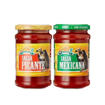 Cantina Mexicana Sauces 220g Pack of 2