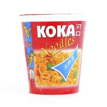 Koka Sea Food Cup Noodles 70g