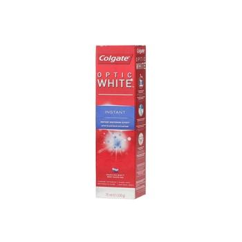 Colgate Toothpaste Optic White Instant 75ml