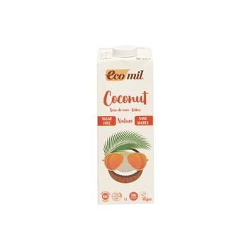 Ecomil Coconut Milk Sfree 1L