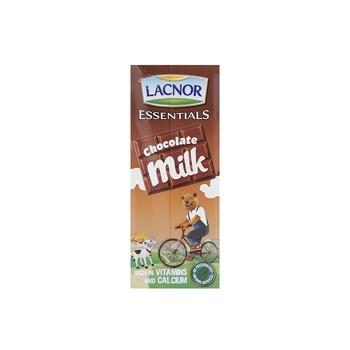 Lacnor Flavoured Milk Chocolate 180ml