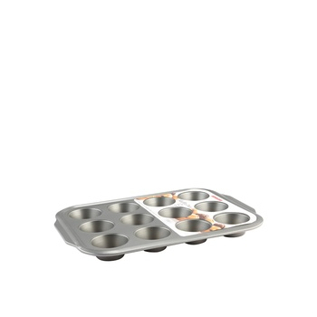 Chefs Pride 12 Cup Muffin Pan