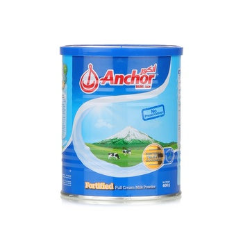 Anchor Milk Powder Tin 400g