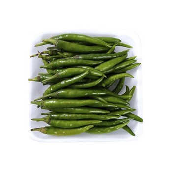 Bird Chilli Green Thailand 100g