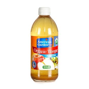 American Gardeb Organic Vinegar Apple Cider 160Z