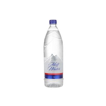 Melt Water Pet Bottle 1ltr
