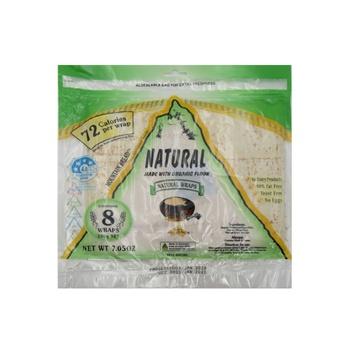 Mountain Bread Natural Wraps 200g
