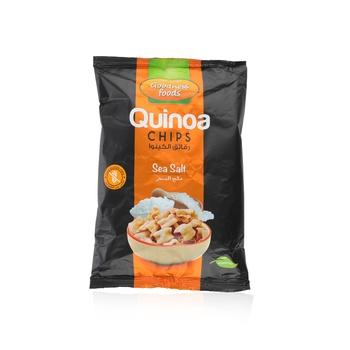 Goodness Foods Quinoa Sea Salt 75g
