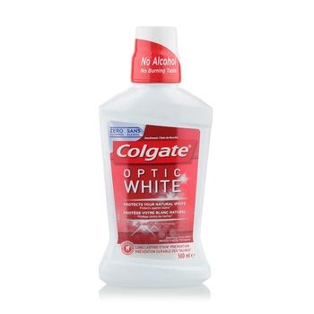 Colgate Optic White Mouth Wash 500ml