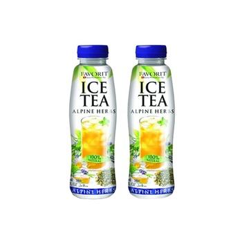 Favorit Swiss Premium Ice Tea Alpine Herb 2 x 500 ml @ 25% Off