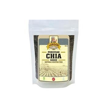 London Superfoods Chia Seeds Gluten Free 300g